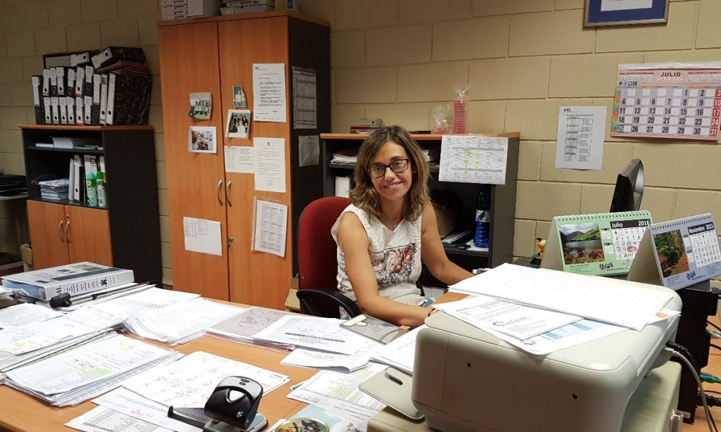 Sonia Donet Departamento de aguas de CTL Sanidad Ambiental