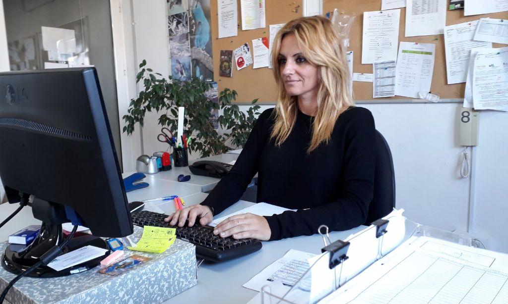 Caridad Cutillas es administrativa y pertenece a la delegación de Valencia de CTL Sanidad Ambiental.