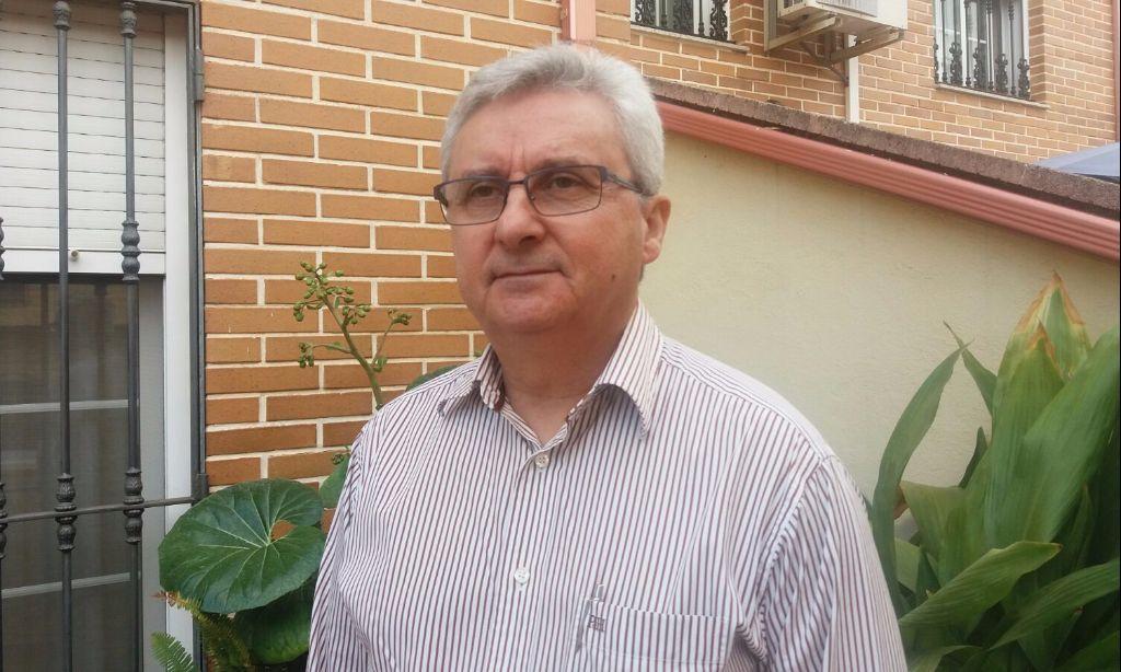 Pepe Simón es comercial y pertenece al equipo humano de profesionales de la empresa CTL Sanidad Ambiental.