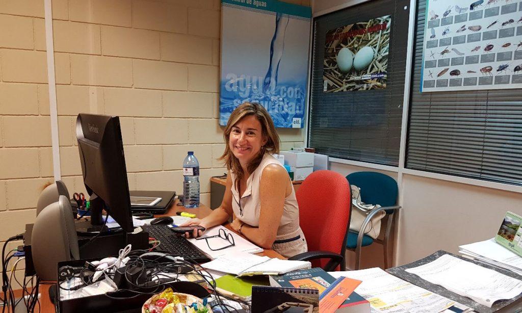 Nuria Arbona. Área informática de CTL Sanidad Ambiental. Profesionales del control de plagas.
