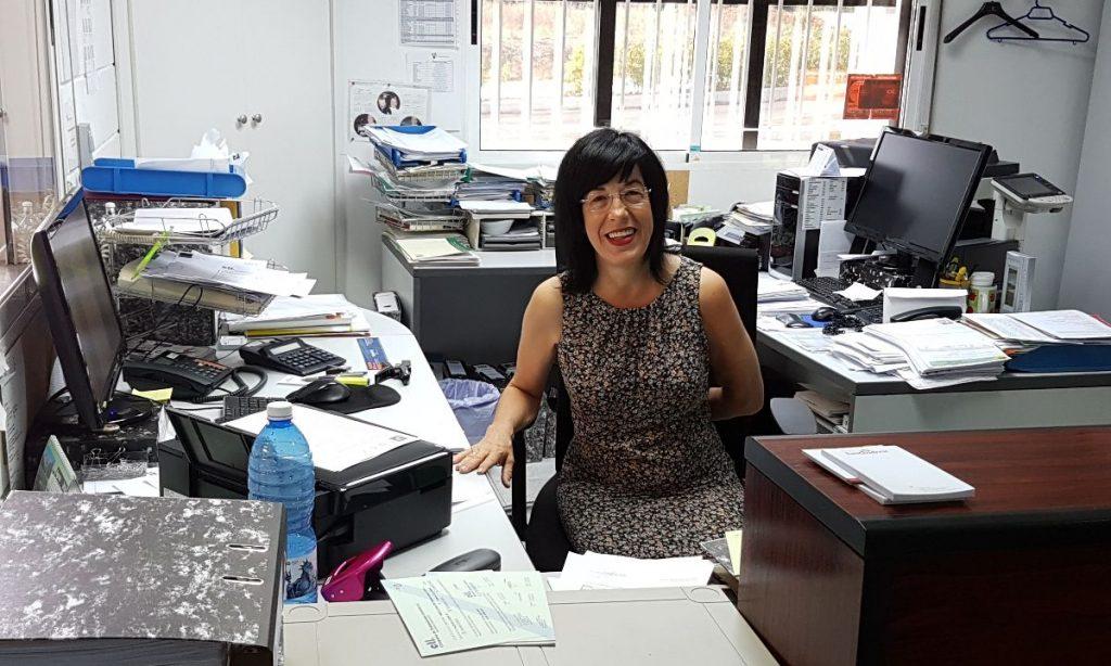 Paz Jerez es administrativa en CTL Sanidad Ambiental. Profesionales del control de plagas.