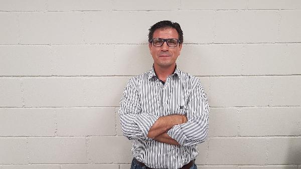 Lorenzo Caballero es responsable técnico en la delegación de CTL Albacete.