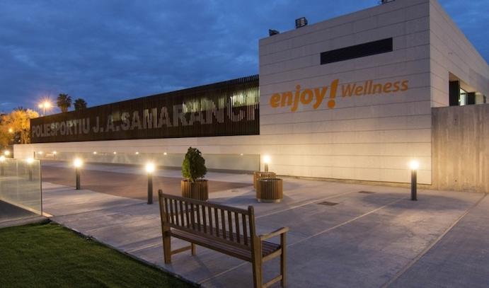Sala Enjoy Wellness de Valencia