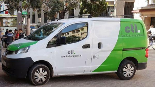 Vehículo CTL