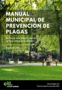 portada manual municipal prevención de plagas