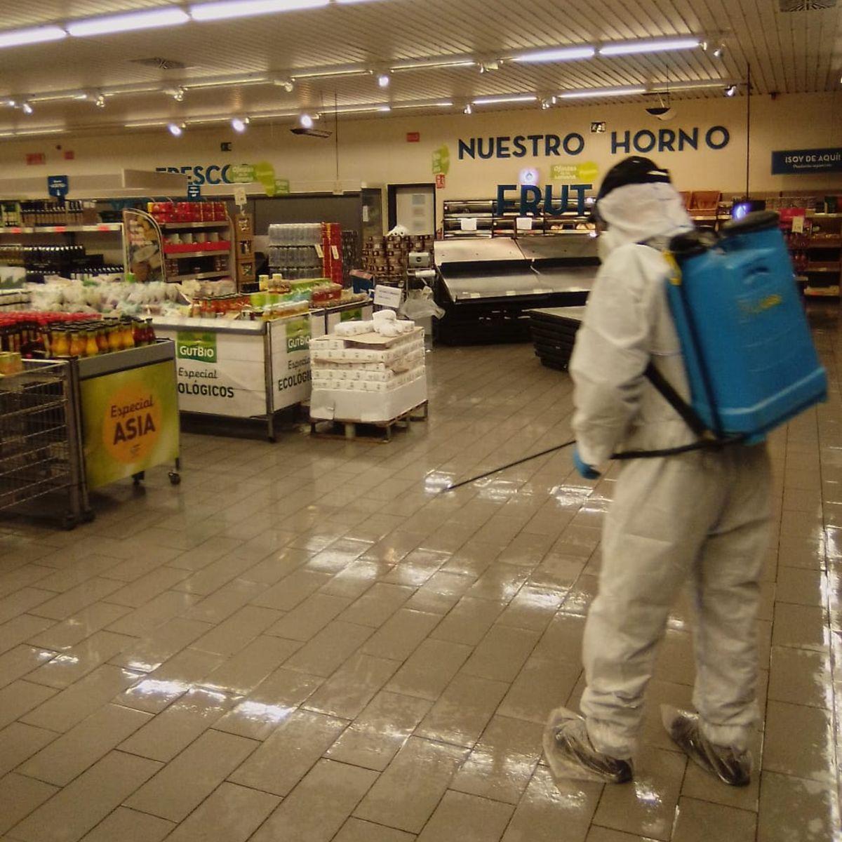 Plagas comunes en centros comerciales y tiendas minoristas