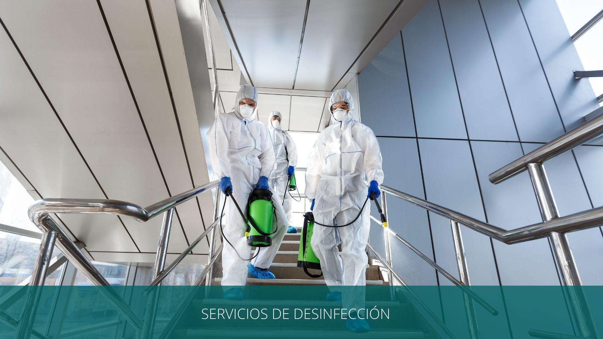 desinfeccion de interiores
